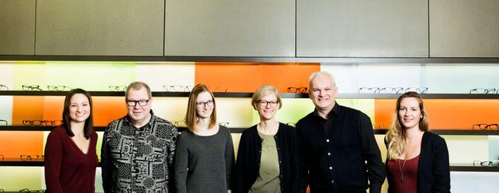 Das Team von Ammann Optik